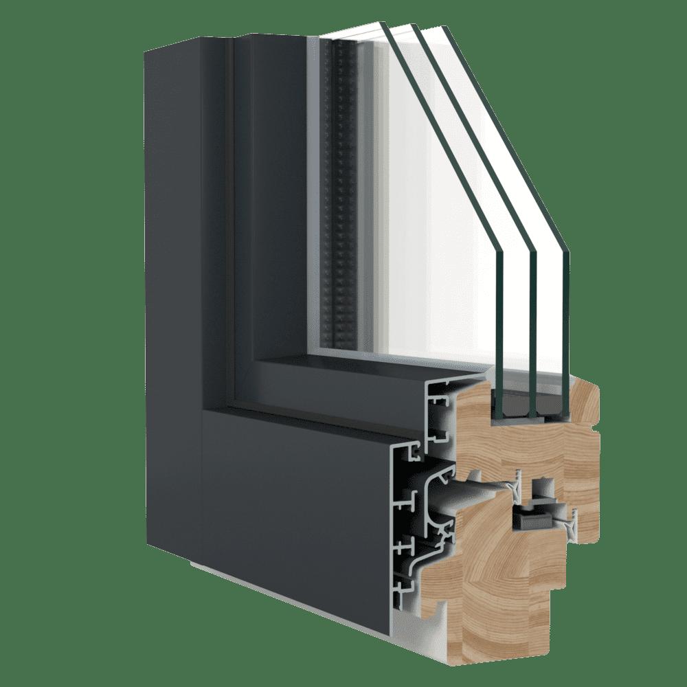 IV-78 DK-A puitalumiiniumaknad image